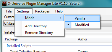 PROGRAM] Plugin Manager : V1 531 : 11/08/2015 - egosoft com